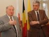 22/01/2014 - Treffen mit dem Bürgermeister der Randgemeinde Vielsalm