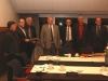 22/01/2014 - Treffen mit dem Bürgermeister der Gemeinde Gouvy