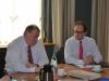 10/04/2014 - Arbeitssitzung mit der Provinz Luxemburg