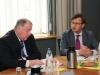 28/04/2014 - Antrittsbesuch des Botschafters Litauen