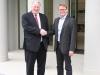 26/06/2014 - Karl-Heinz Lambertz übernimmt das Amt des Parlamentspräsidenten von Alexander Miesen