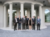 06/07/2014 - Das Präsidium des neu konstituierten Parlaments