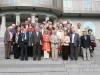 01/10/2014 - Lambertz empfängt im PDG die Gruppe ProLege – eine Vereinigung pensionierter Kammerabgeordneter und Senatoren