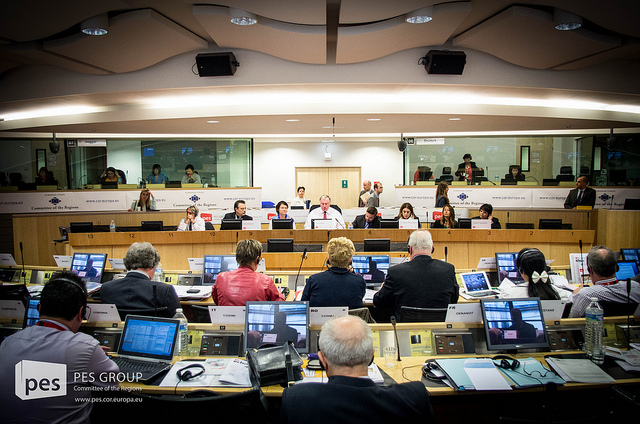 Die SPE-Fraktion ist mit über 120 Mitgliedern und ungefähr der gleichen Zahl Stellvertretern die zweitgrößte Fraktion im AdR