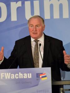 Europa-Forum Wachau: Rede von Karl-Heinz Lambertz