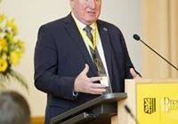 Rede zum Internationalen Dialog in Dresden