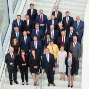 Landtagspräsidentenkonferenz in Vorarlberg
