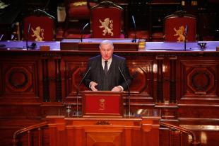 100 Jahre Ostbelgien: Akademische Sitzung im Senat